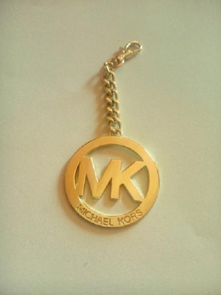 Michael Kors MK Schlüssel Anhänger Key Charm Taschenanhänger Schlüsselanhänger