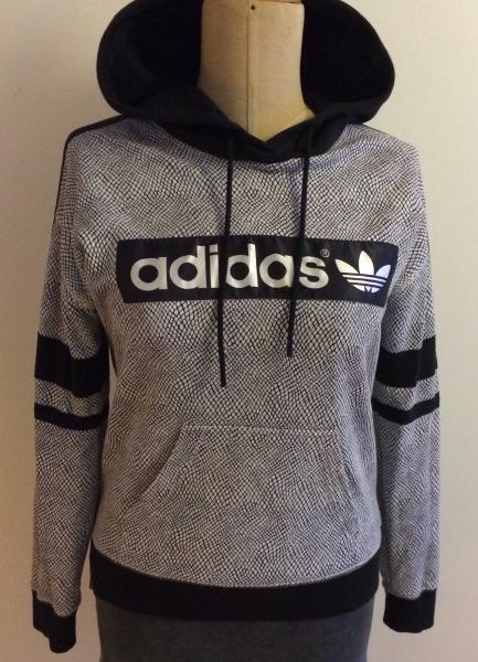 Adidas Damen Pullover mit Muster