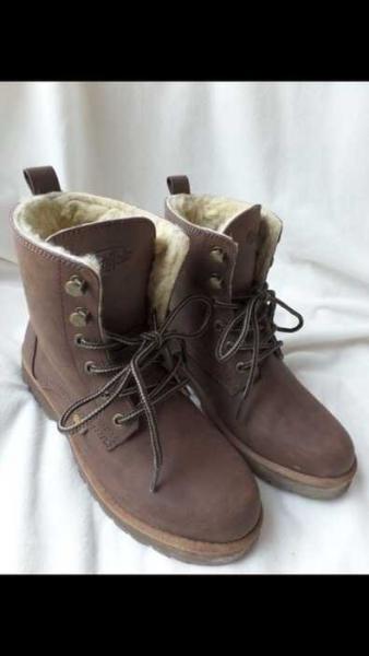 timeless design 963f5 c5616 Buffalo Fell Boots Schnürer