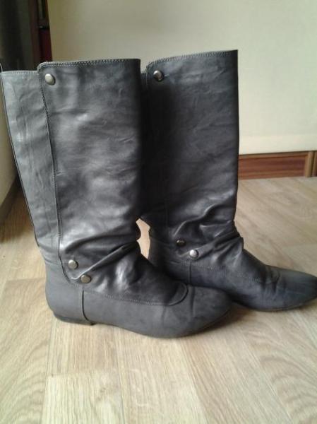 hot sale online 326f0 f93a7 schöne graue Stiefel