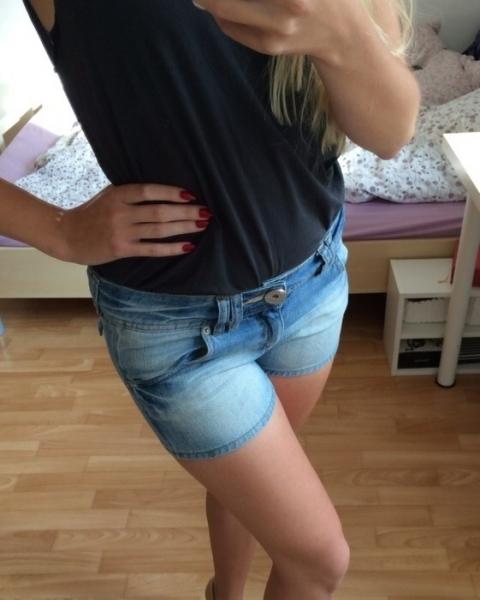 2d206aa1a6d18a Moderne Jeansshorts / Shorts / Hotpants / Jeans / Jeanshotpants / kurze  Jeans / kurze Hose ...