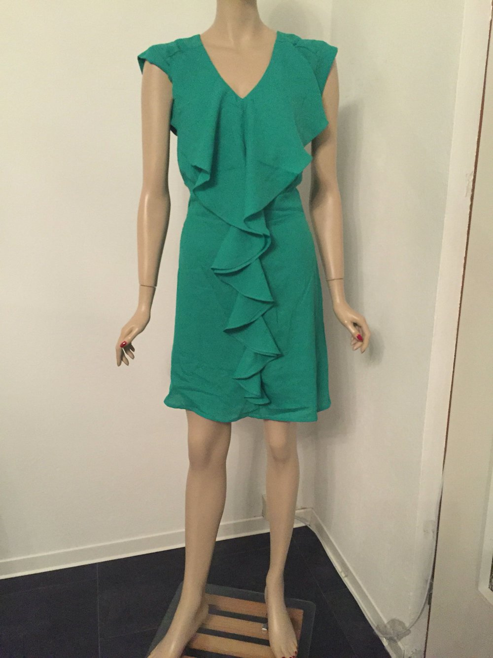 a12293cf084c5d Abendkleid Cocktailkleid Sommerkleid Hochzeitskleid neu grün ...
