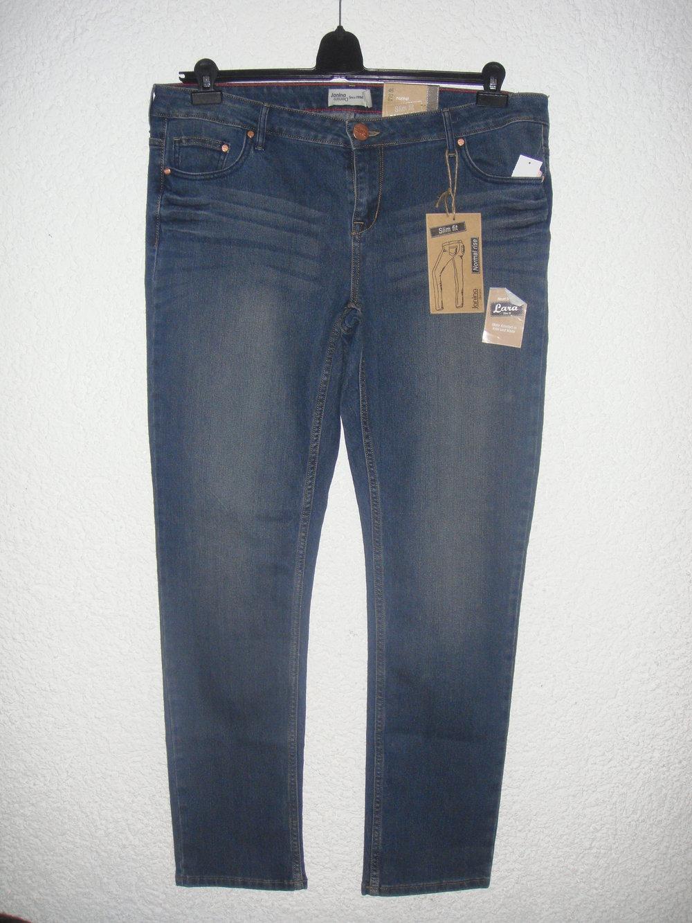 janina denim jeans hosen
