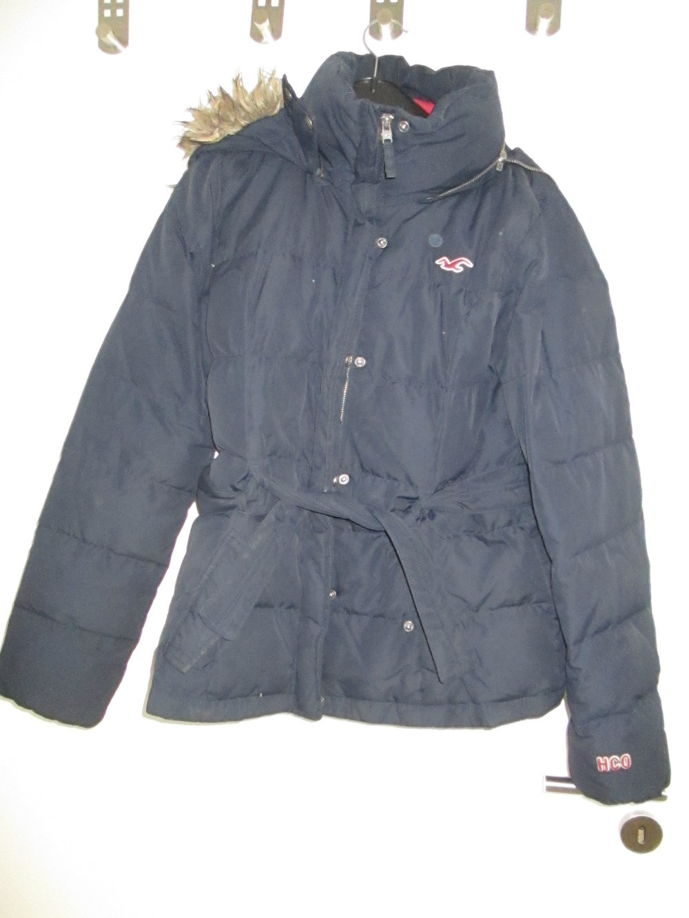 Super Hollister Jacke !!