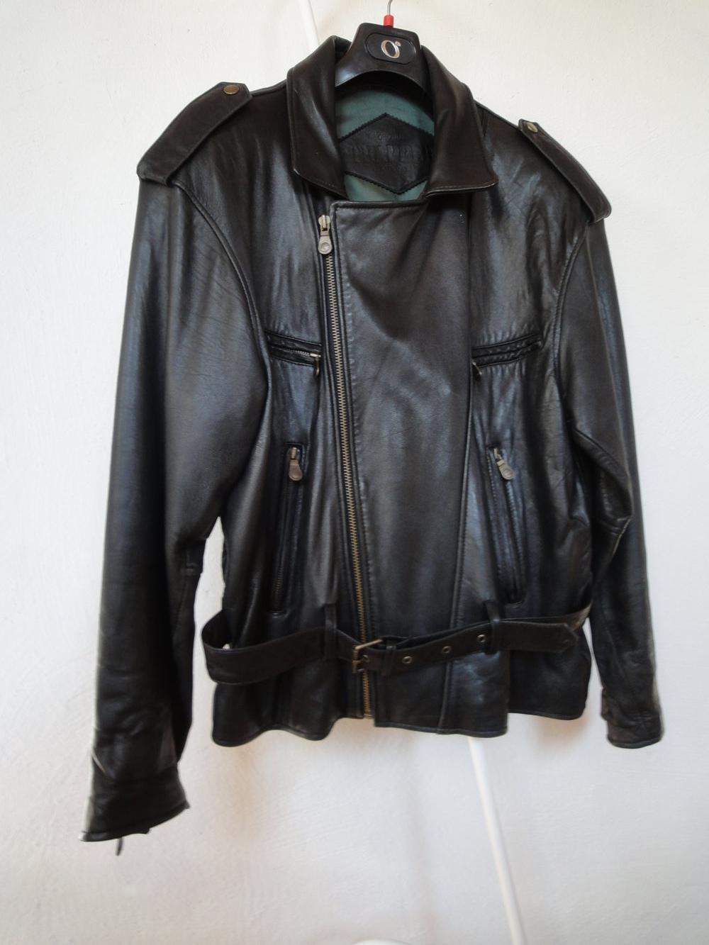 Trapper leather wear Herren Lederjacke 52 :: Kleiderkorb.at