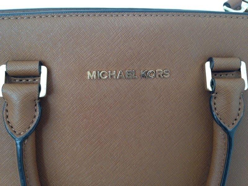 Michael Kors Selma Original Braun Sondermodell