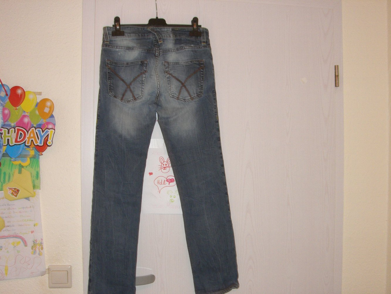 87bca668ac Campus by Marco Polo Jeans Gr. 27 34-36 XS S :: Kleiderkorb.at