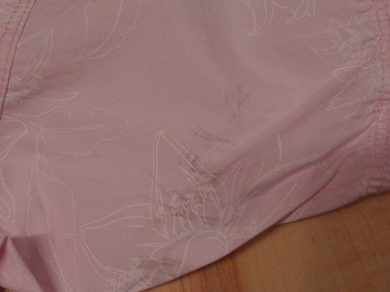 Größe 128, Hose, kurz, 34, Caprihose, Sommerhose, Mädchenhose, rosa H & M