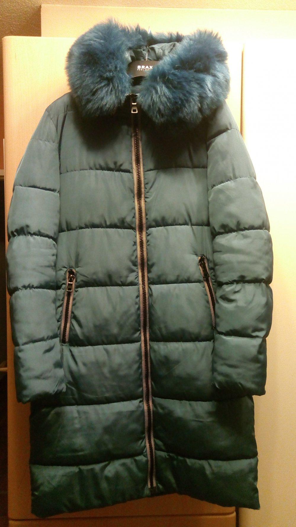 Toller Daunen Mantel mit Kaputze Winterschlussverkauf !!!