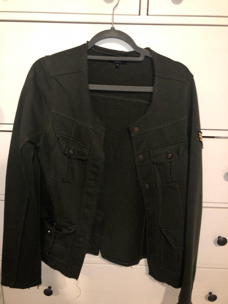 Army Jacke Zara
