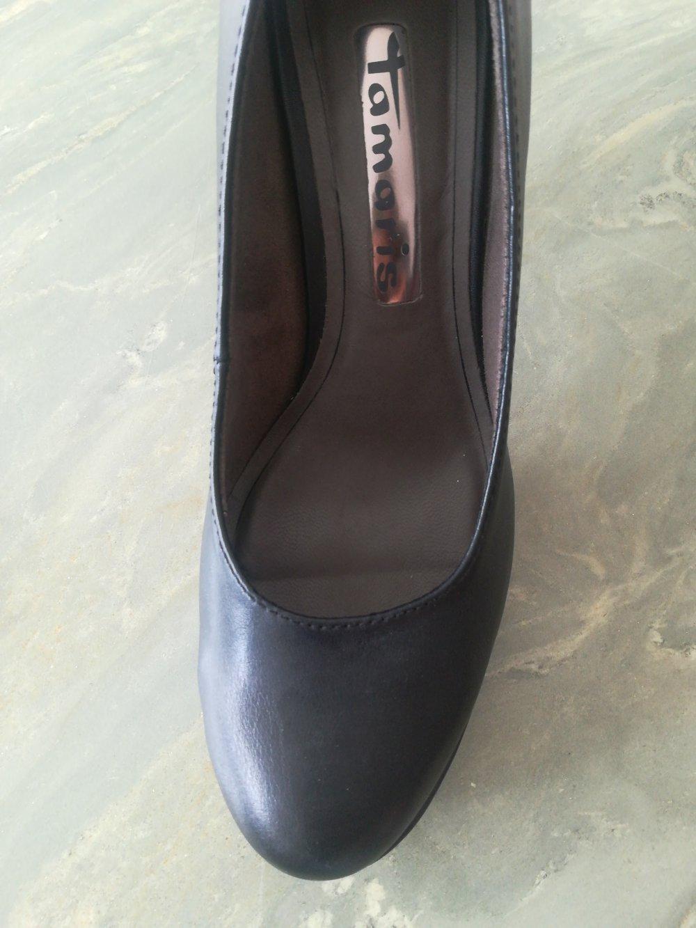 best website fb28e 62c31 Schwarze Schuhe von Tamaris