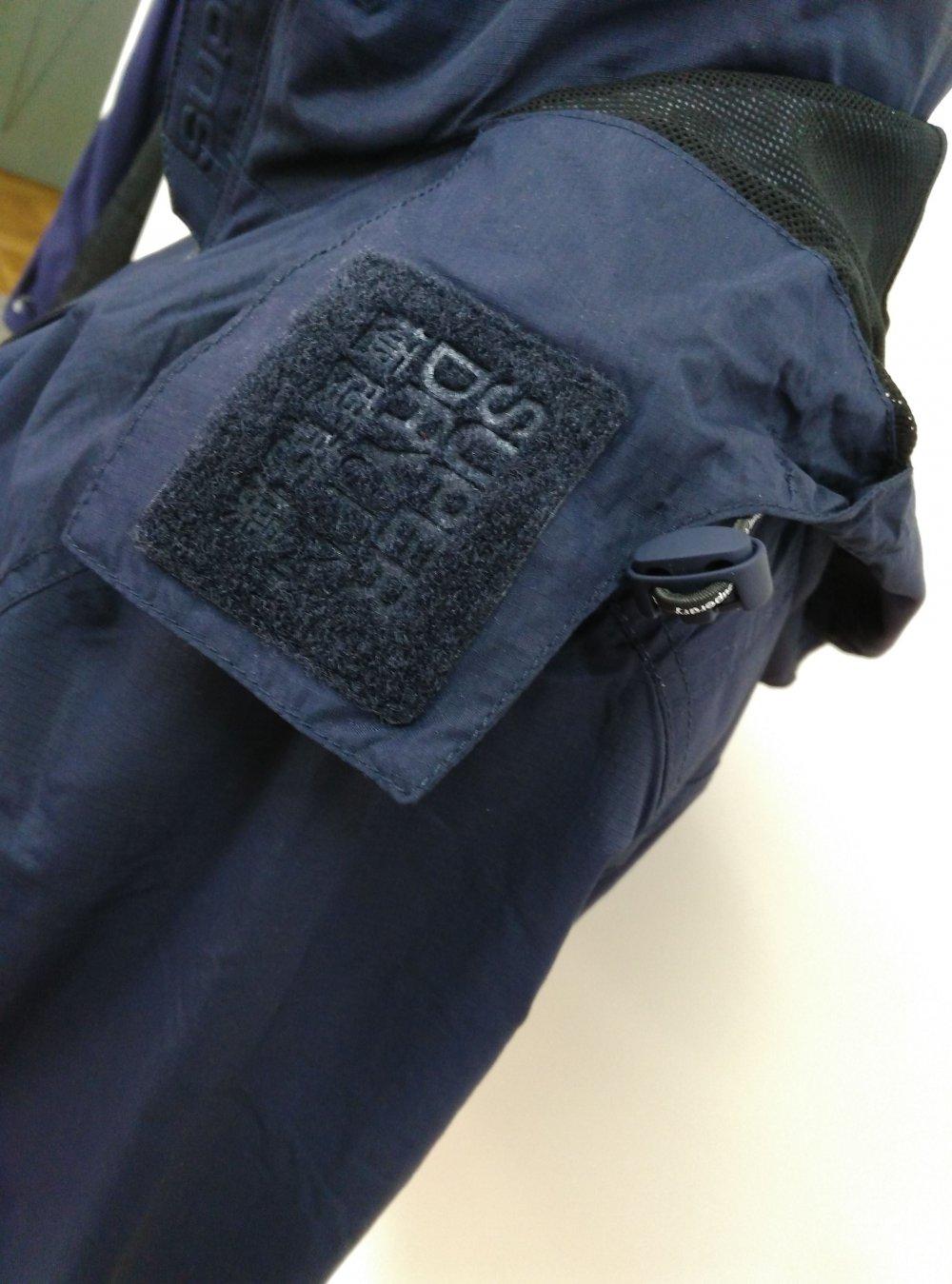 NEU! SuperDry leichte Jacke, Übergangsjacke, Gr. L