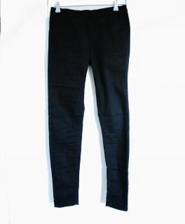 Schwarze Damen Hosen im Doppelpack in uni /& kariert Größe 52 NEU /& OVP