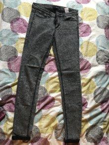 2925493d1a7f7b Kreepsville 666 - Kreepsville Gothic Jeans Hose Skelett 34/36 ...