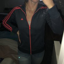 Nike Adidas Jacke, Trainingsjacke :: Kleiderkorb.at