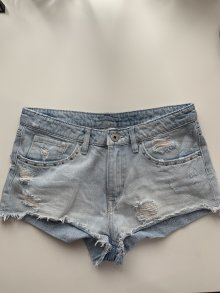 6e2e0e351bad Diavolo - Blogger Shorts Highwaist Shorts Jeans Hotpants Hipster ...